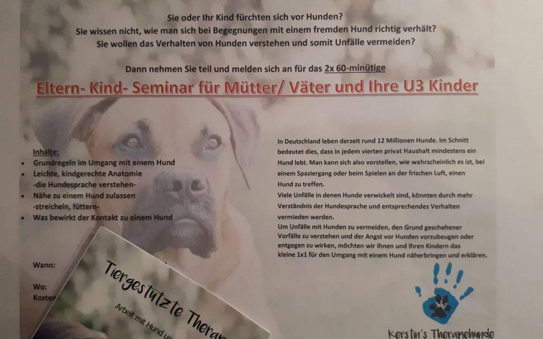 Eltern – Kind- Seminar