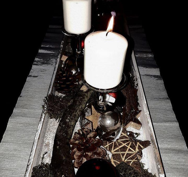 Wir wünschen euch einen schönen ersten Advent!